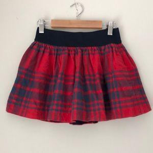 🎀Abercrombie Plaid Mini Skirt for Girls Sz Large